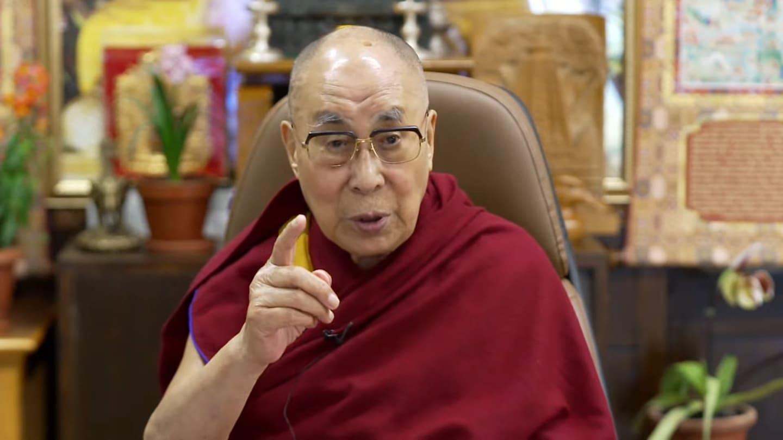 达赖喇嘛:为保护地球人类应该拥有一体性理念