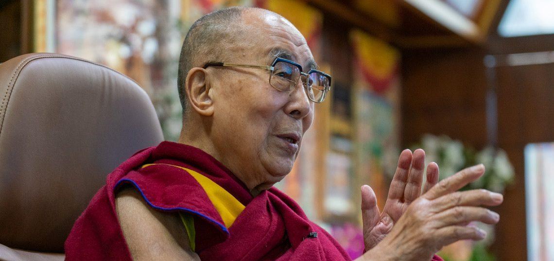 达赖喇嘛:地球教导我们如何承担普世责任