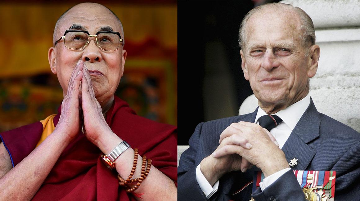 达赖喇嘛致函向菲利普亲王的逝世表示哀悼