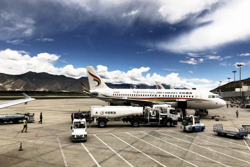 中共将在西藏与印度接壤的边境地区新建三座机场