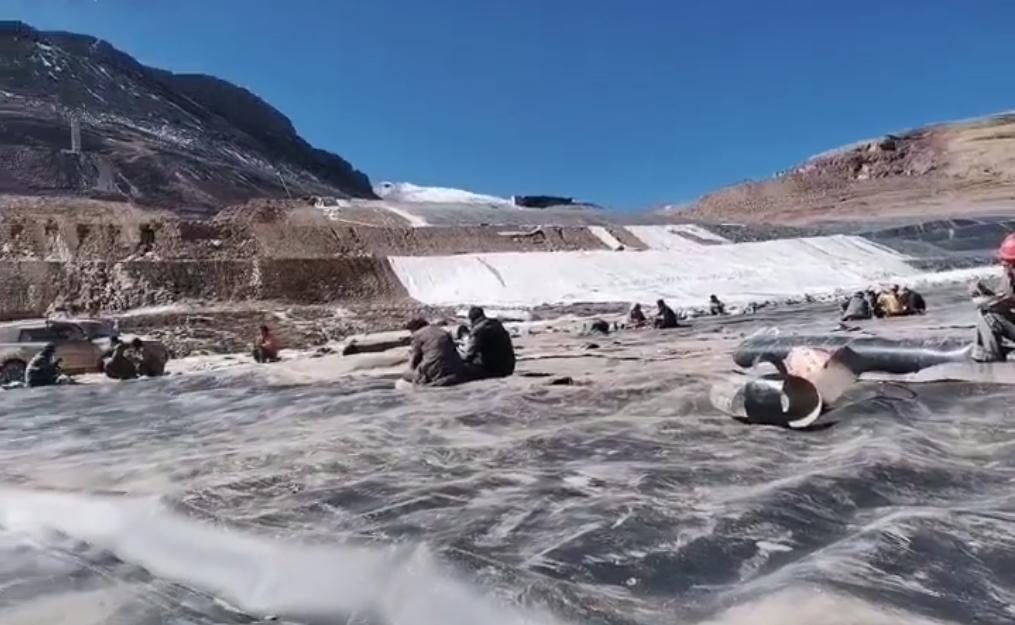 中共对西藏江达地区的生态环境造成严重威胁