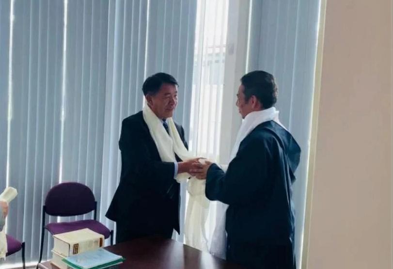藏人行政中央对驻澳州办事处代表进行人事变动
