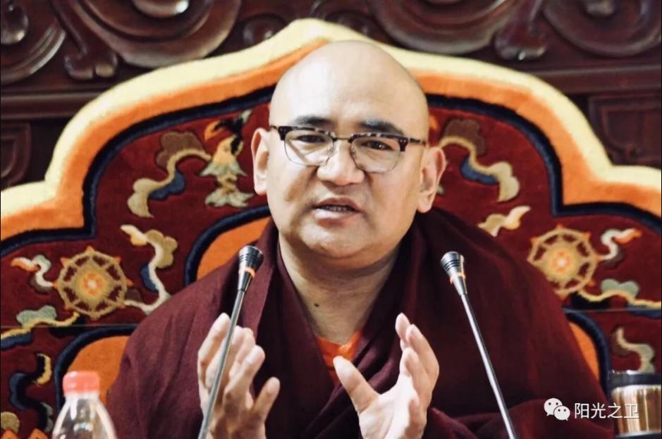 西藏著名僧侣作家果·喜饶嘉措被中共秘密拘捕