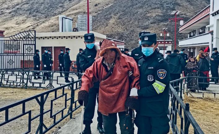 人权观察就中共对西藏温波乡民众实施严控表示关切