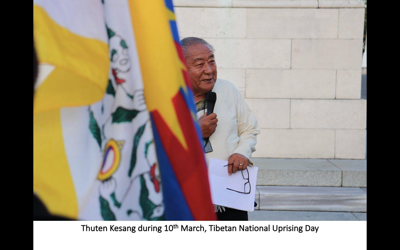 长期为西藏事业服务的纽西兰藏人于近日逝世