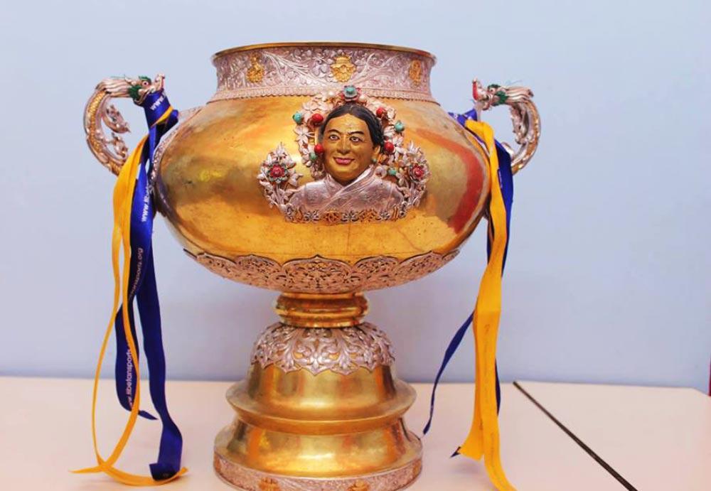 流亡藏人体育协会宣布推迟第二十六届至尊母亲杯足球赛