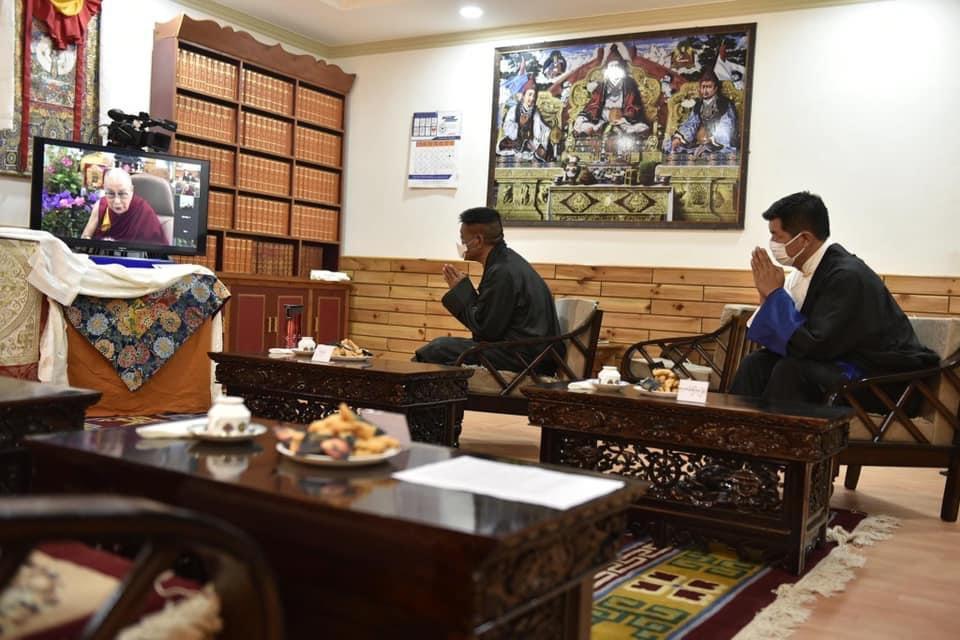 达赖喇嘛:若中共愿意敞开胸怀谈判,藏人已提出互利的条件