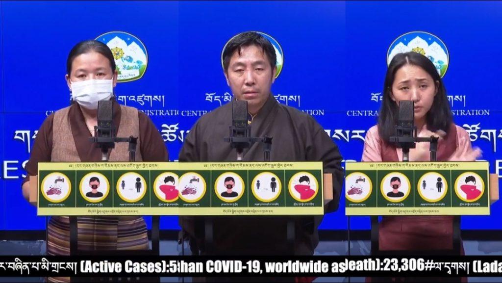 印度、尼泊尔藏人社区一周内新增六百多例确诊病例