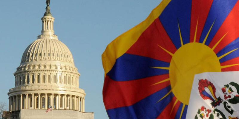 美国参议院通过抗中法案,加强关注达赖喇嘛转世权