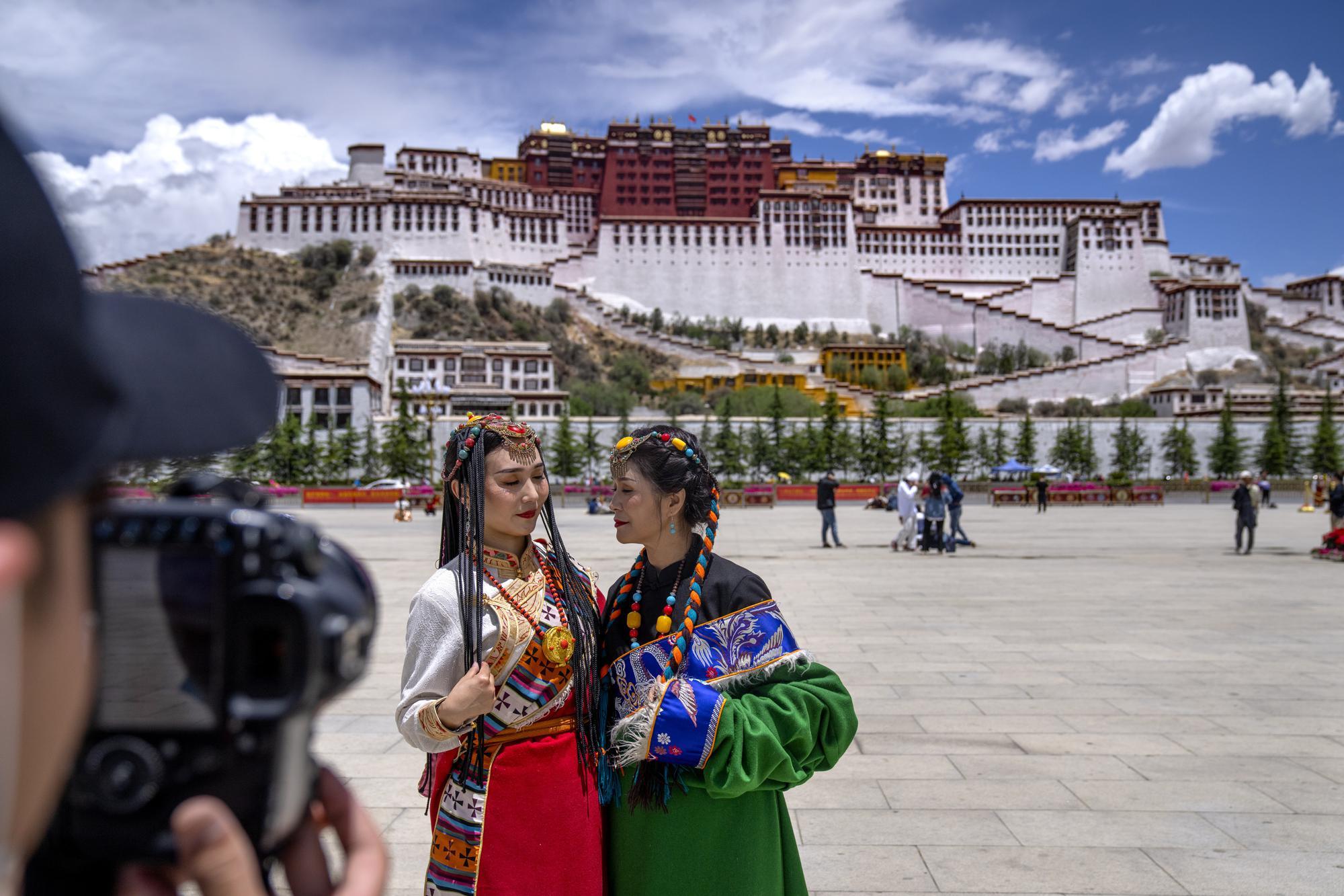 中国旅游热潮对西藏历史古迹构成威胁