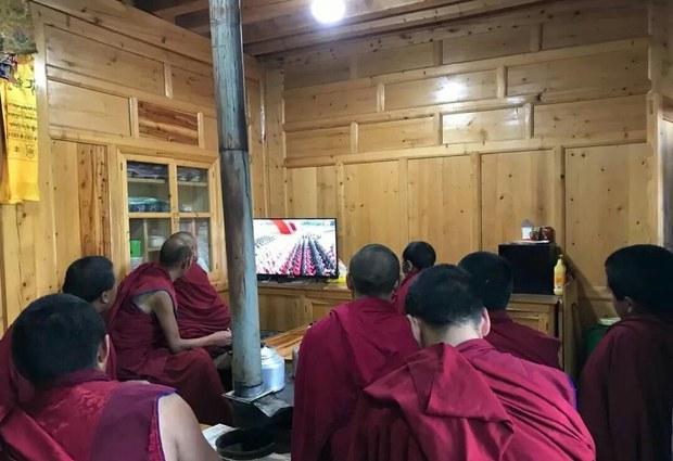 建党百年庆典,西藏境内寺院和学校遭到中共严厉管控