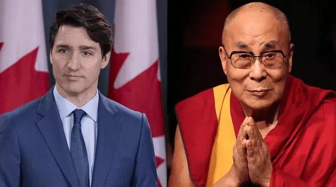 达赖喇嘛致函祝贺贾斯汀•特鲁多顺利连任为加国总理