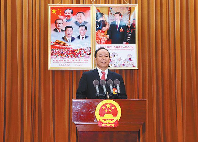 中共调动西藏高层引关注,流亡官方指藏人党员都无实权