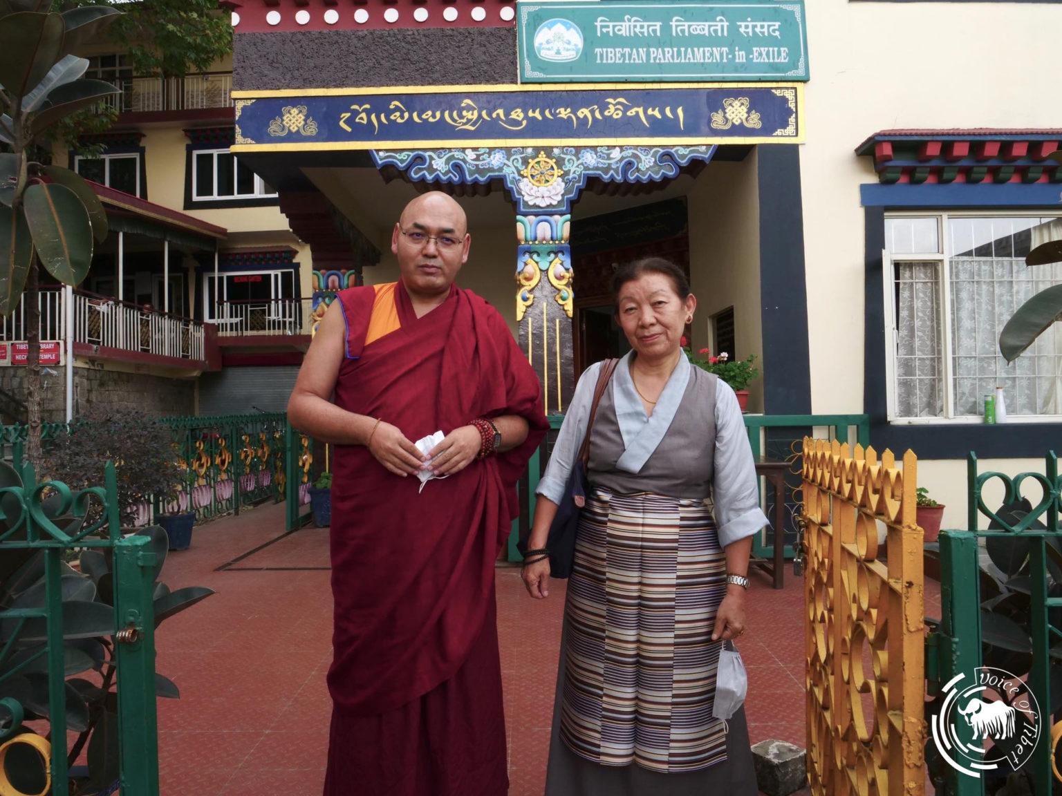 第十七届西藏人民议会选举产生新一届议长