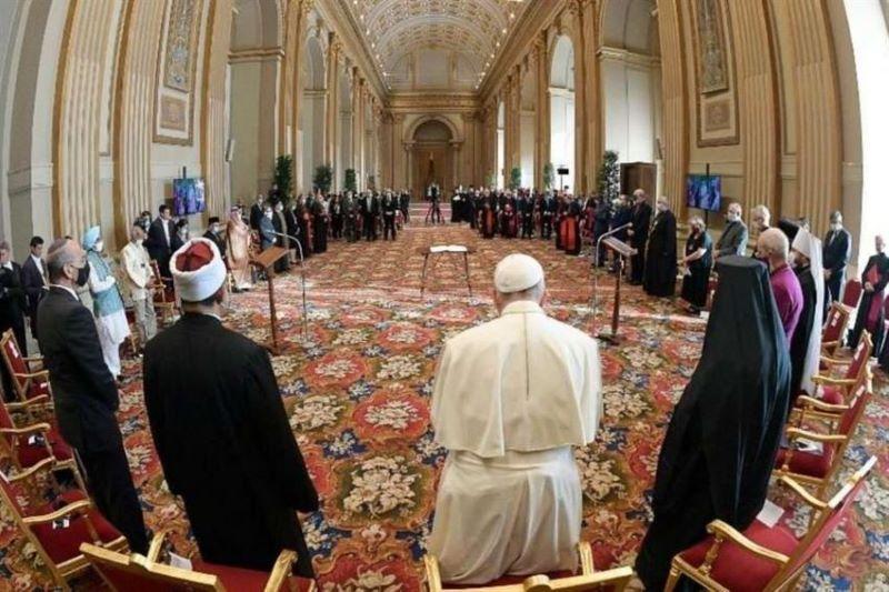 梵蒂冈宗教领袖大会因畏惧中共而放弃邀请达赖喇嘛